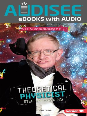 cover image of Theoretical Physicist Stephen Hawking
