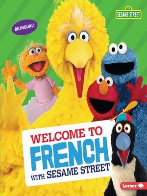 cover image of Welcome to French with Sesame Street ®
