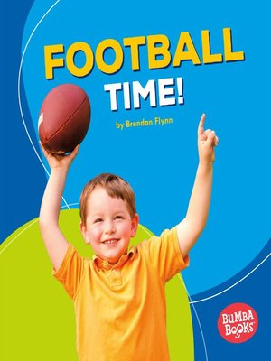 cover image of Football Time!