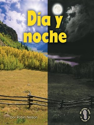 cover image of Día y noche (Day and Night)