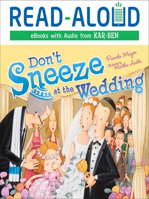 cover image of Don't Sneeze at the Wedding