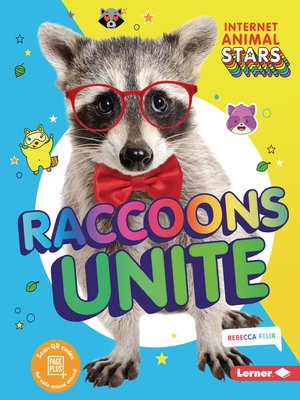 cover image of Raccoons Unite