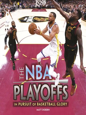 cover image of The NBA Playoffs