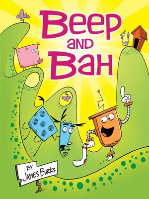 cover image of Beep and Bah