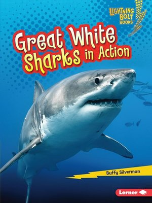 cover image of Great White Sharks in Action