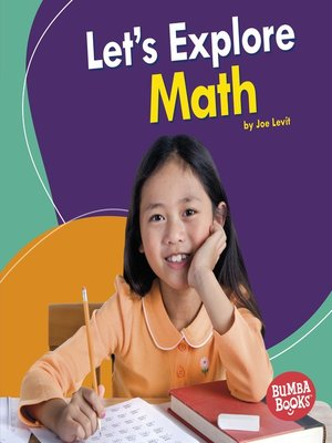 cover image of Let's Explore Math