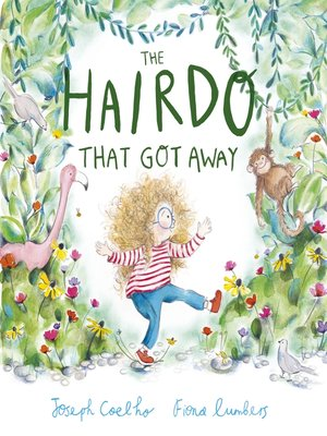 cover image of The Hairdo that Got Away