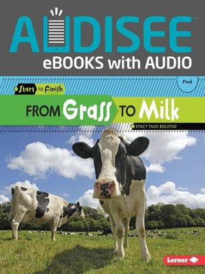 cover image of From Grass to Milk