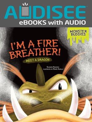 cover image of I'm a Fire Breather!
