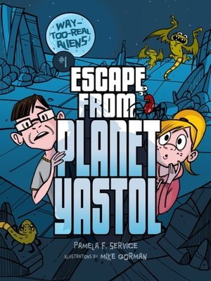 cover image of Escape from Planet Yastol