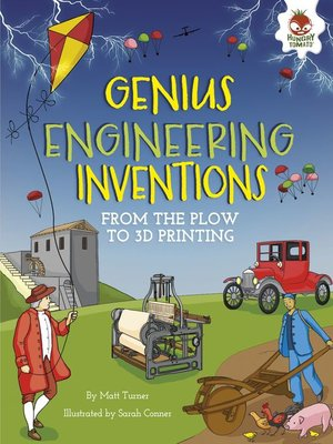 cover image of Genius Engineering Inventions