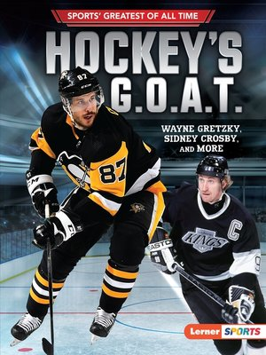 cover image of Hockey's G.O.A.T.