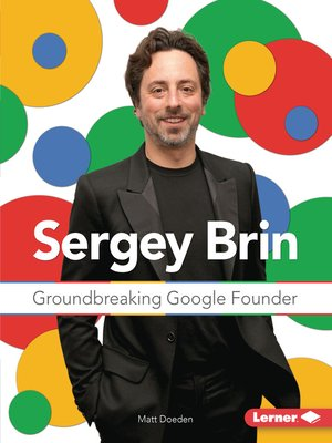 cover image of Sergey Brin