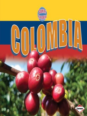 cover image of Colombia