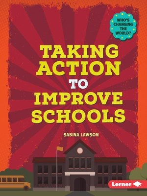 cover image of Taking Action to Improve Schools