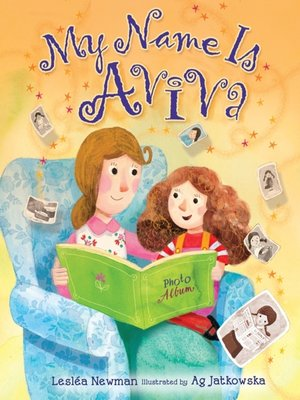 cover image of My Name is Aviva