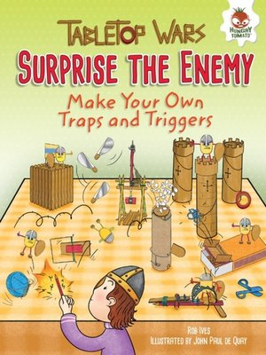 cover image of Surprise the Enemy