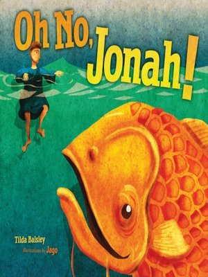 cover image of Oh No, Jonah!