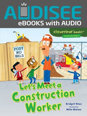 cover image of Let's Meet a Construction Worker