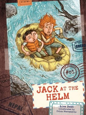 cover image of Jack at the Helm