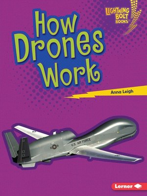 cover image of How Drones Work