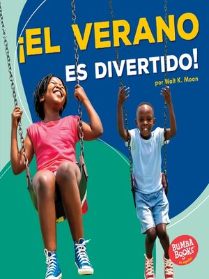 cover image of ¡El verano es divertido! (Summer Is Fun!)