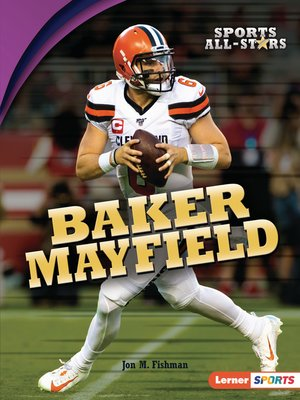cover image of Baker Mayfield