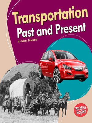 cover image of Transportation Past and Present
