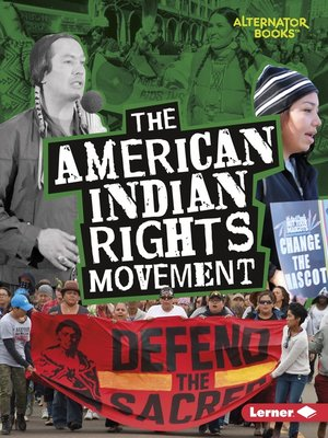 cover image of The American Indian Rights Movement