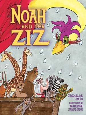 cover image of Noah and the Ziz