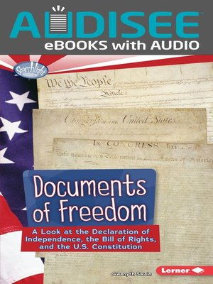 cover image of Documents of Freedom