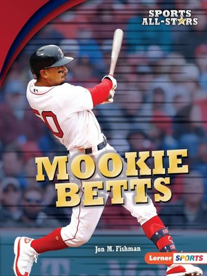 cover image of Mookie Betts
