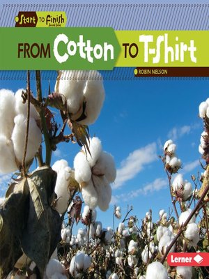 cover image of From Cotton to T-Shirt