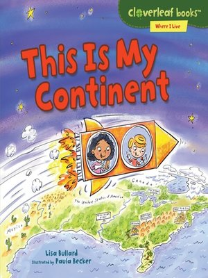 cover image of This Is My Continent