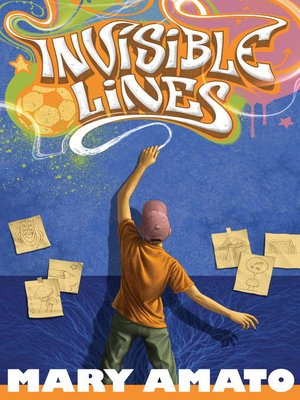 cover image of Invisible Lines