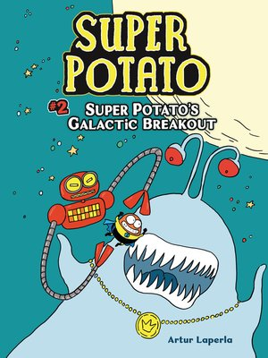 cover image of Super Potato's Galactic Breakout