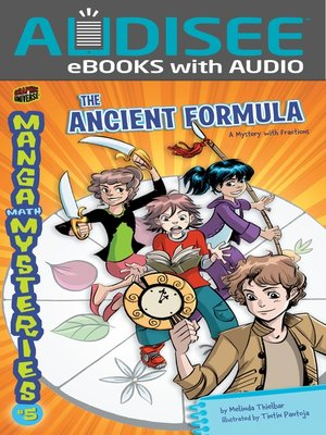 cover image of The Ancient Formula