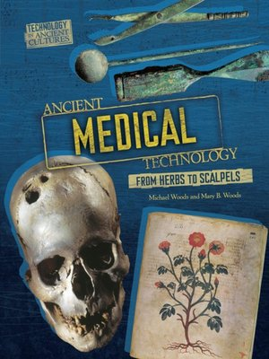 cover image of Ancient Medical Technology