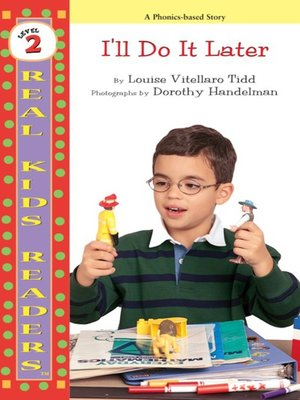 cover image of I'll Do It Later