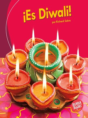 cover image of ¡Es Diwali! (It's Diwali!)