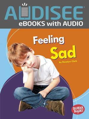 cover image of Feeling Sad