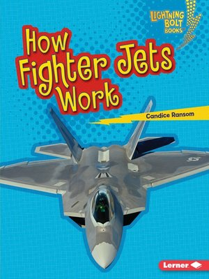 cover image of How Fighter Jets Work
