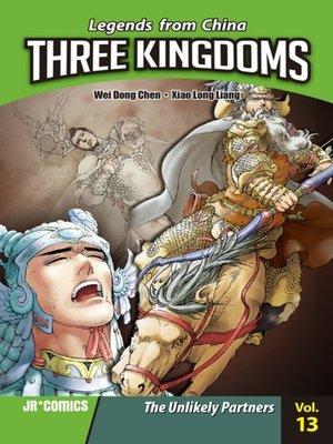 cover image of Three Kingdoms, Volume 13