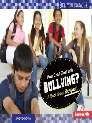 cover image of How Can I Deal with Bullying?