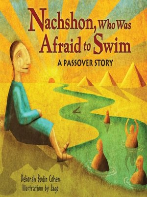 cover image of Nachshon, Who Was Afraid to Swim