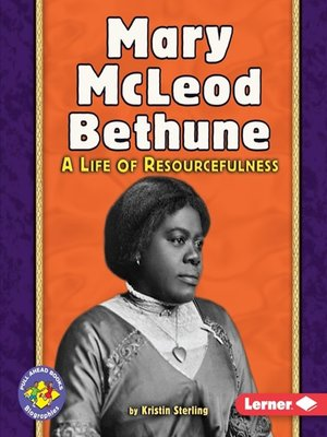 cover image of Mary McLeod Bethune