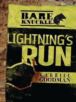 cover image of Lightning's Run