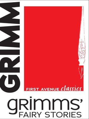 cover image of Grimms' Fairy Stories