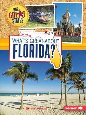 cover image of What's Great about Florida?