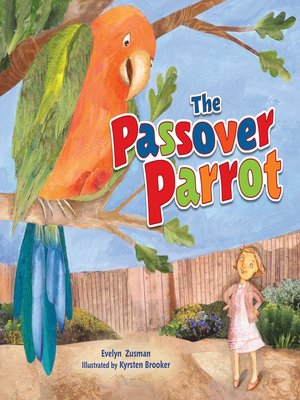 cover image of The Passover Parrot